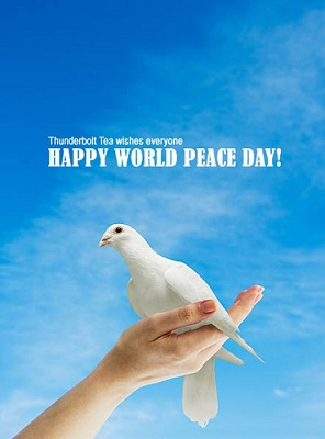 International World Peace Day Whatsapp DP