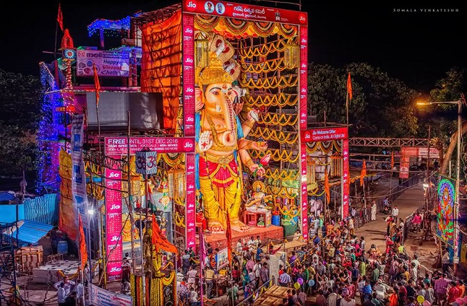 Khairatabad Ganesh 2016 Images
