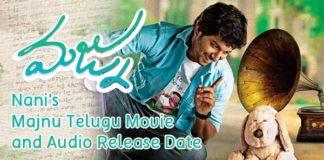 Nani Majnu Movie Audio Launch