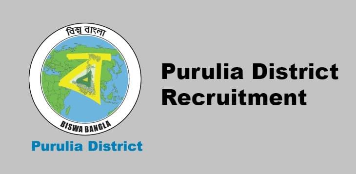 Purulia District Recruitment