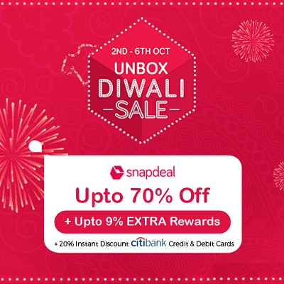 snapdeal-unbox-diwali-sale-2016-bank-offers