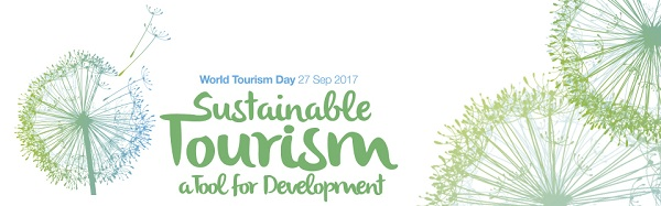 World Tourism Day 2017 Theme