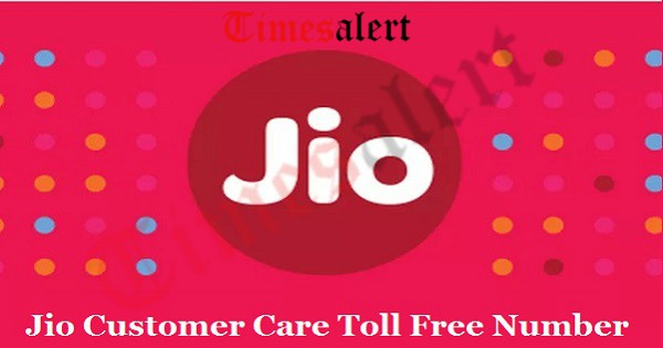 jio customer care number hyderabad toll free