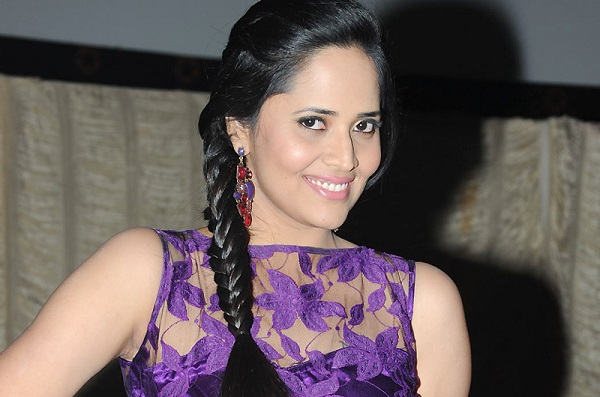 Anchor Anasuya Item Song In Winner