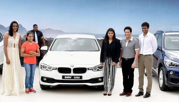 Dipa Karmakar Returns Sachin Tendulkar BMW