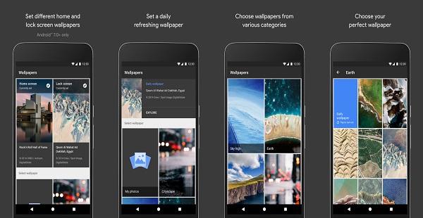 google-wallpaper-app