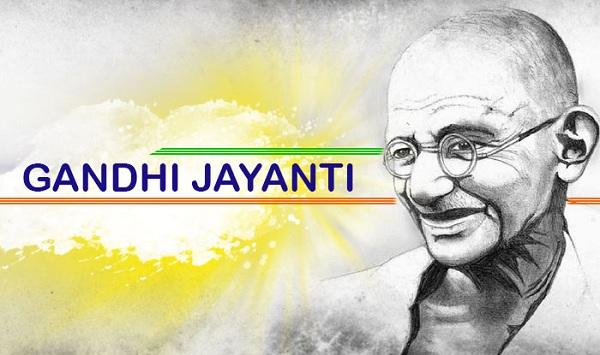 Happy Gandhi Jayanti Whatsapp Images