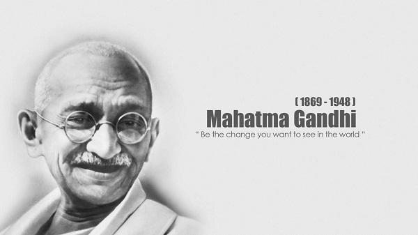 Happy Gandhi Jayanti Whatsapp Status