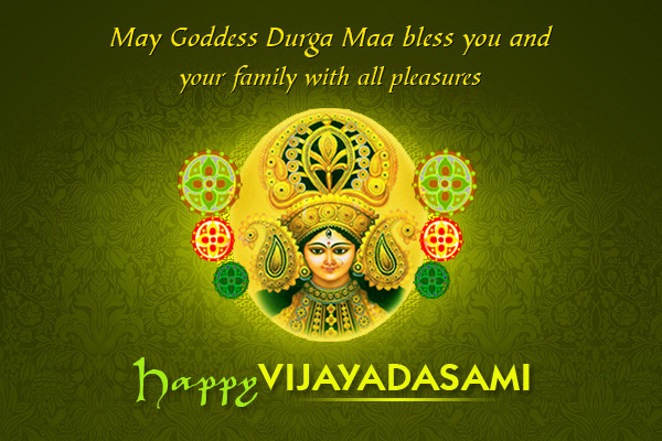 Happy Vijaya Dashami quotes