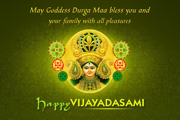 Happy Vijaya Dashami quotes