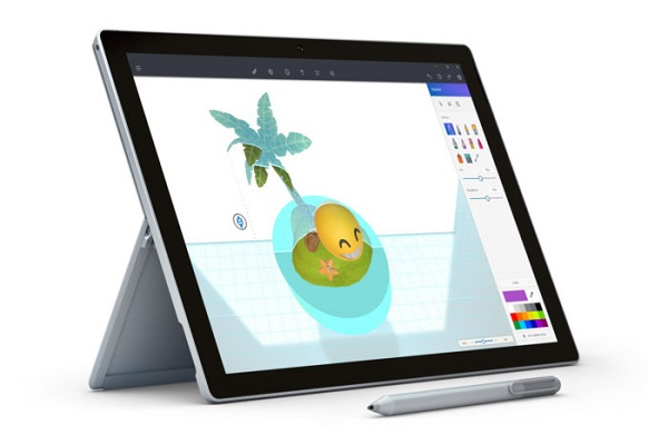 Microsoft Paint 3d Preview App Download Available For