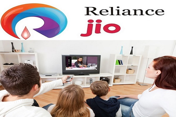 Reliance Jio Android 4K Set Box
