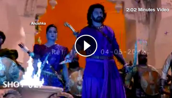 Bahubali 2 Leaked 2 Minute War Scene