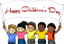 Happy Childrens Day 2016 Greetings