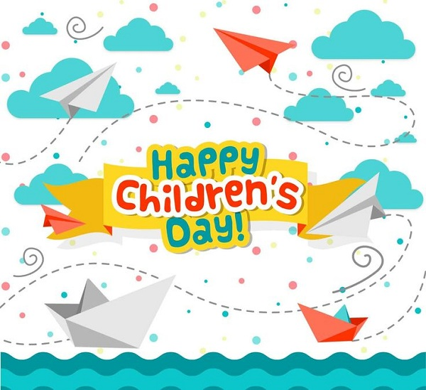 Happy Childrens Day Whatsapp Dp