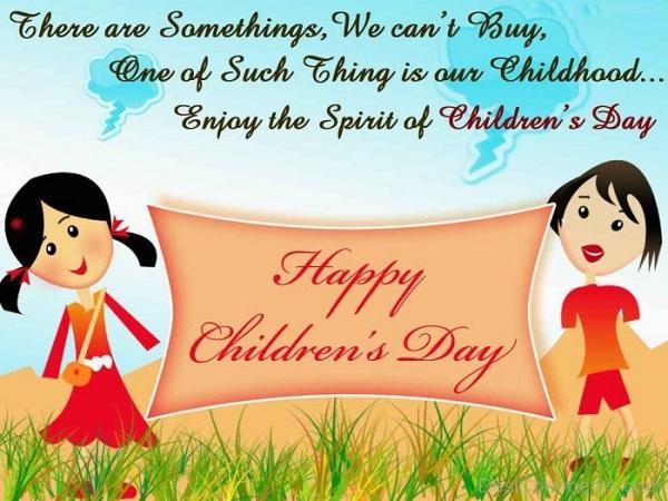 Happy Childrens Day Whatsapp Status