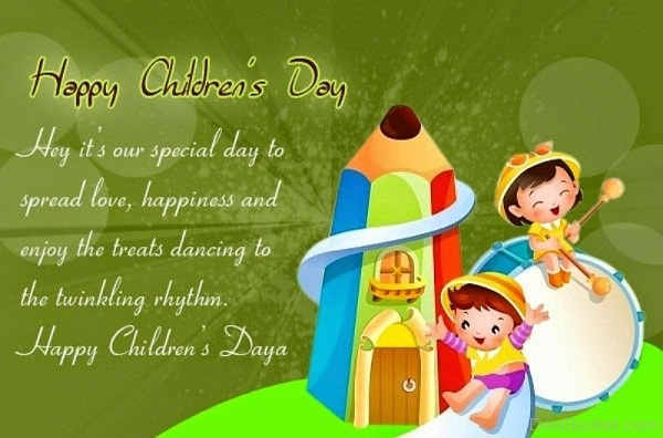 Happy Childrens Day Wishes