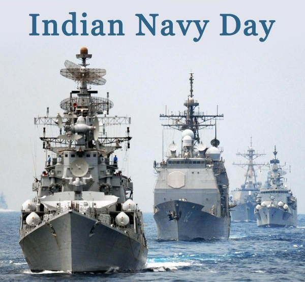 Happy Indian Navy Day Quotes
