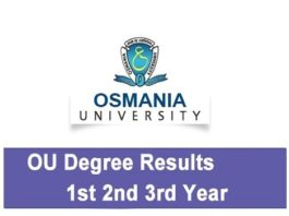 OU-Degree-Results