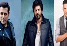 Salman SRK Akshay In Forbes Highest Paid Celebs List