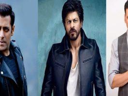 Salman SRK Akshay In Forbes Highest Paid Celebs List