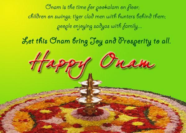 Best Onam Wishes