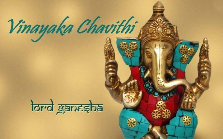 Happy Vinayaka Chavithi Photos