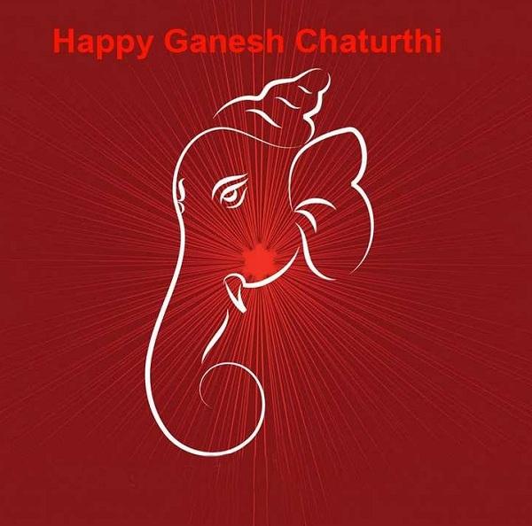 Happy Vinayaka Chavithi Whatsapp Dp
