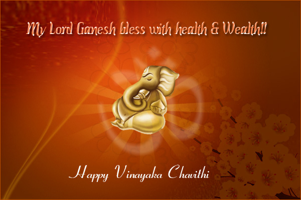 Happy Vinayaka Chavithi 2018 Images Quotes Wishes Greetings Sms