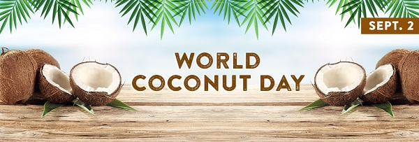 Happy World Coconut Day Facebook Images