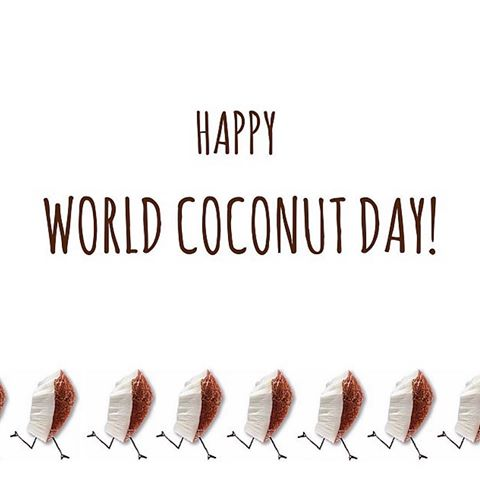 Happy World Coconut Day Images