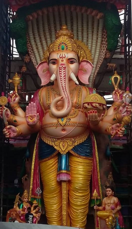 Khairatabad Ganesh 2017 Photo