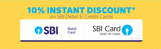 Flipkart Big Billion Day 2017 Bank Offers