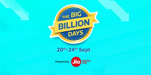 Flipkart Big Billion Day Sales 2017