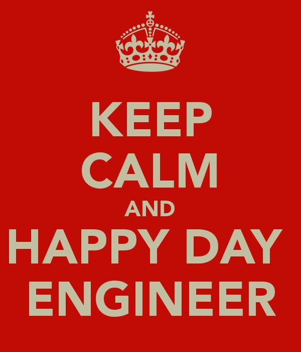 Happy Engineers Day Whatsapp Status