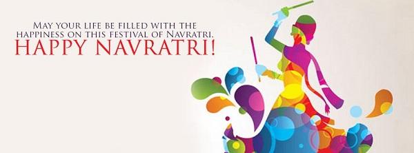 Happy Navratri Facebook Status Images