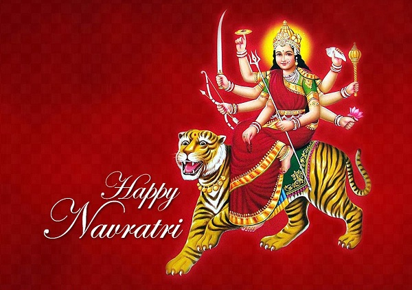 Happy Navratri Whatsapp Dp