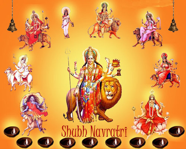 Happy Navratri Whatsapp Status Images