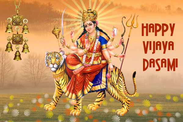 Happy Vijaya Dashami Whatsapp Status Images