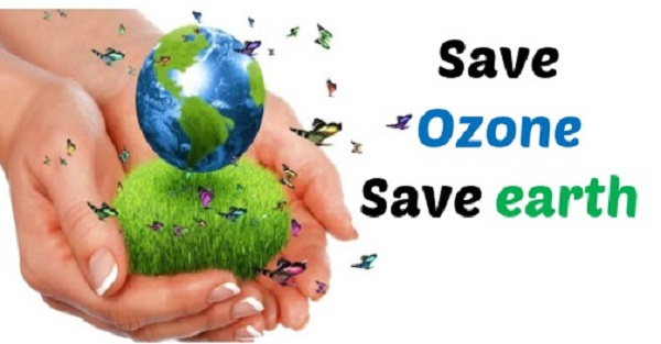 Happy World Ozone Day Slogans