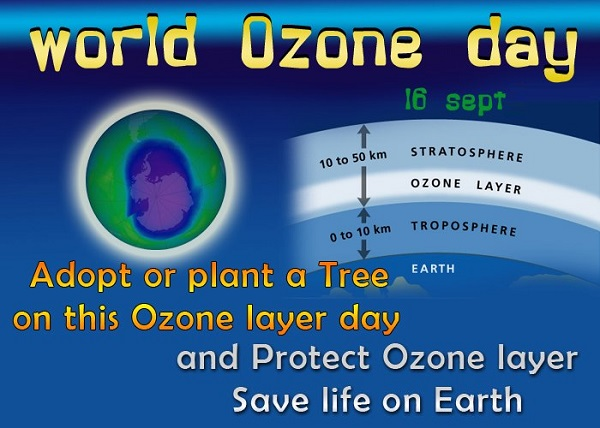 Happy World Ozone Day Wishes