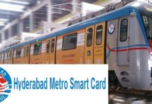Hyderabad metro Rail Smart Card