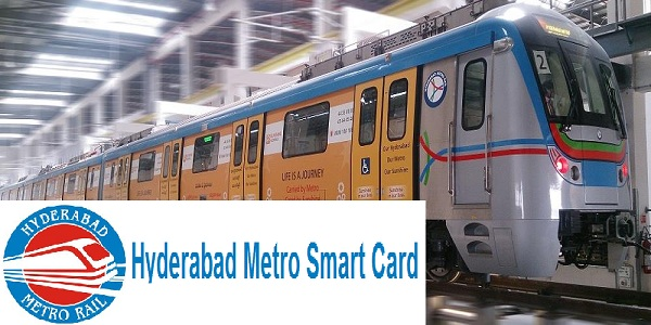 How To Recharge Hyderabad Metro Rail Smart Card Online