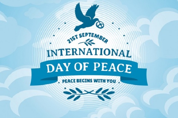 International World Peace Day 2018 Images Quotes Speech Slogans