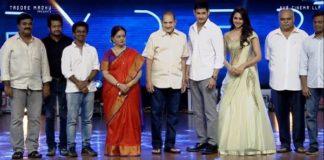 Spyder Telugu Pre Release Event