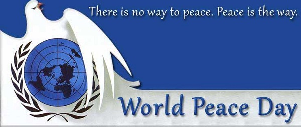 World Peace Day Facebook Status