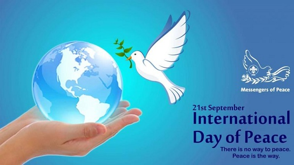 World Peace Day Whatsapp Status