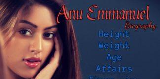 Anu Emmanuel bio