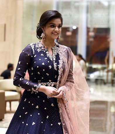 Keerthy Suresh Contact Address