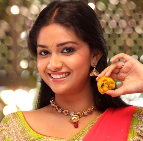 Keerthy Suresh Favorites
